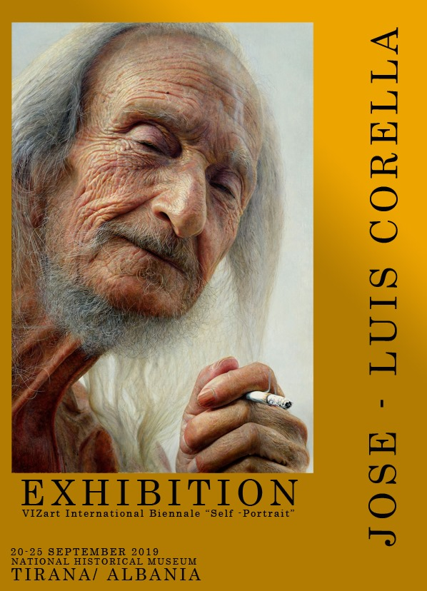 Exhibition in Tirana, Albania. 20-25 september 2019