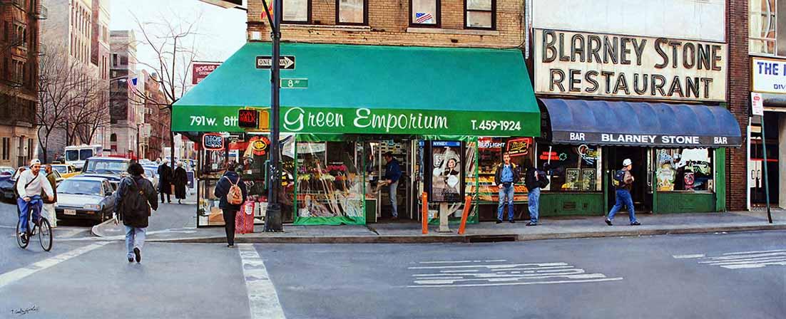 Green emporium title=