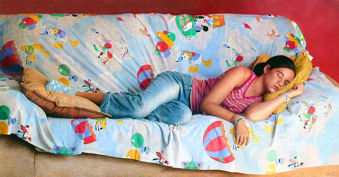 La bella durmiente title=